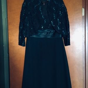 Special Occasion dress, with jacket
